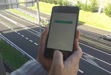 App movil para transporte sanitario