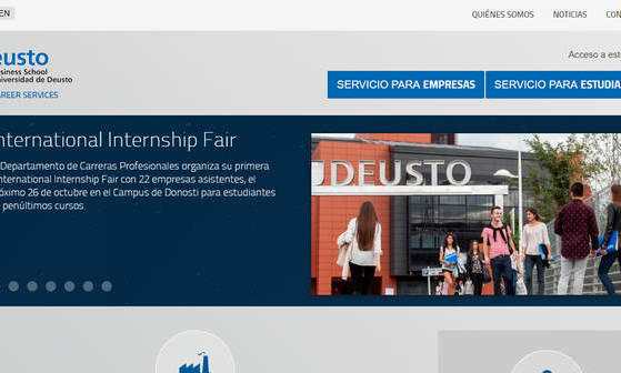 Deusto career